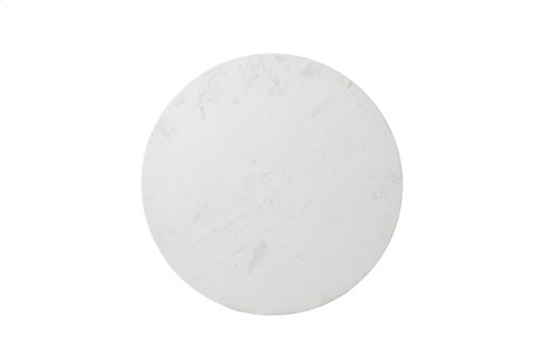 Hermosa Table II - Round Marble Top
