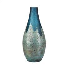 Teardrop Vase Blue