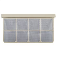 Replacement filter for D-series ending in 5 and E-series rounded-front J chassis - standard-mount (2011-present)