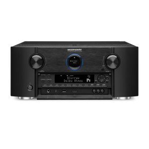 MarantzThe SR7009 9.2 Network Home Theater A/V Receiver features built-in Wi-Fi and built-in Bluetooth.