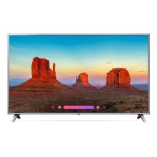 "UK6570AUA 4K HDR Smart LED UHD TV w/ AI ThinQ® - 86"" Class (85.6"" Diag)"
