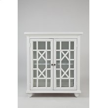 Brighton Park Accent Chest- Paperwhite