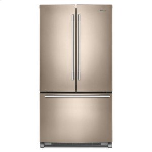 WHIRLPOOLWhirlpool(R) 36-inch Wide French Door Refrigerator with Crisper Drawer - 25 cu. ft. - Sunset Bronze