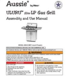 Uluru 8462 Series Owners Manual (Free Downloads)