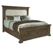 Turtle Creek Upholstered King Panel Bed Product Image