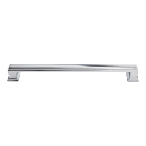 Sutton Place Pull 7 9/16 Inch (c-c) - Polished Chrome