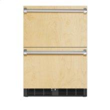 "24"" Custom Panel Refrigerated Drawers"