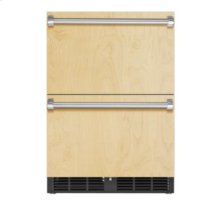"24"" Custom Panel Refrigerated Drawers"
