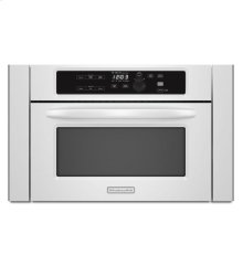 24'', 1000-Watt Built-In Microwave, Architect® Series II - White