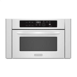 KitchenAid24'', 1000-Watt Built-In Microwave, Architect® Series II - White