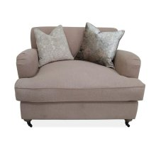 Accent Chair - (Novella Blush)