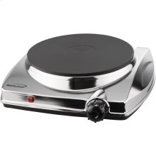 1,000-Watt Electric Single-Burner Hot Plate