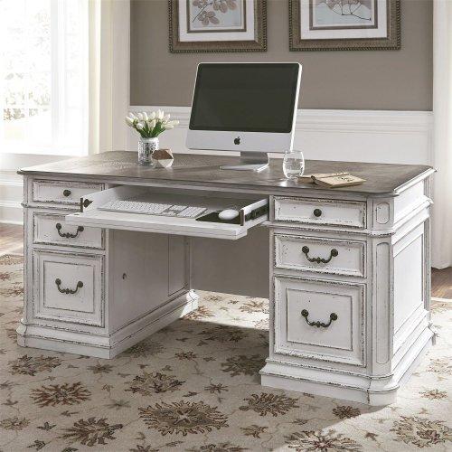 Complete 5 Piece Desk