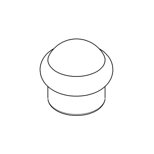 Diverter knob
