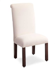 Ina Armless Dining Chair - 21 L X 27 D X 42 H