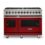 "Viking48"" Dual Fuel Range, Natural Gas"
