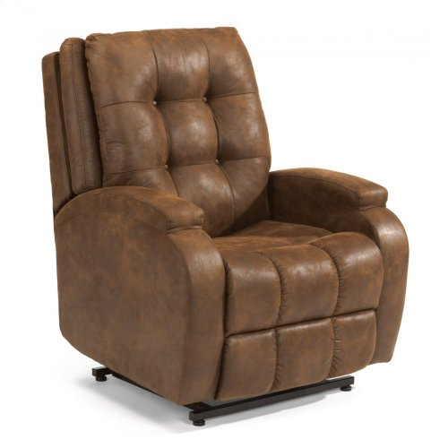 Orion Fabric Lift Recliner