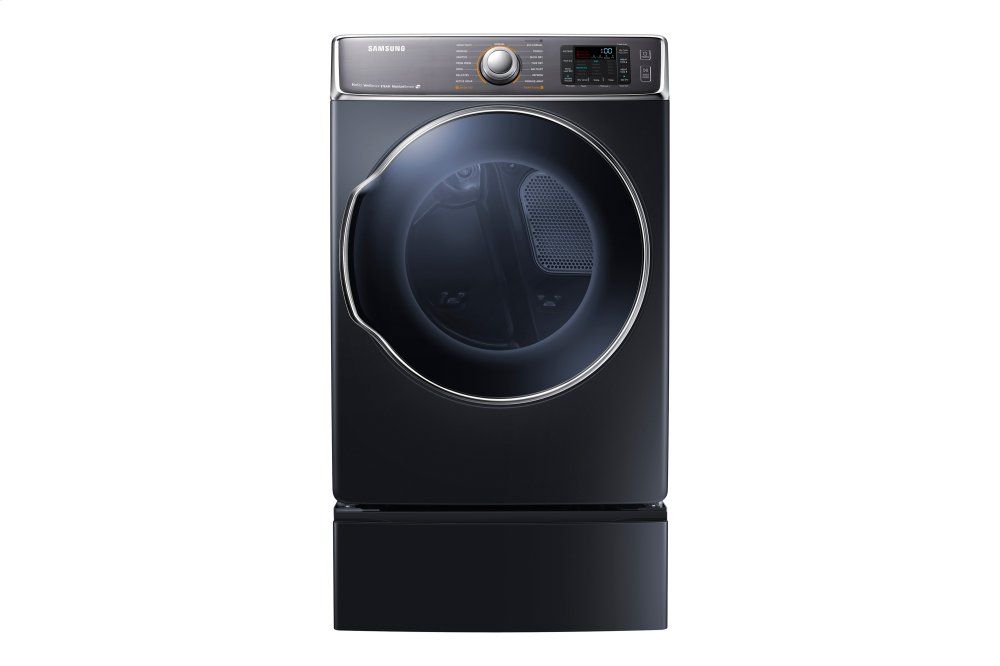 DV56H9100EG Electric Front-Load Dryer, 9.5 cu.ft