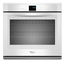 5.0 cu. ft. Single Wall Oven with extra-large window