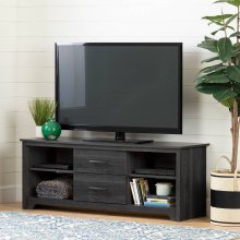 TV Stand with Drawers for TVs up to 60\ - Gray Oak