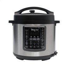 6 Qt. 7-in-1 Multi-Cooker in Stainless Steel