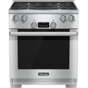 HR 1124 G - 30 inch range All Gas with DirectSelect, Twin convection fans and M Pro dual stacked burners