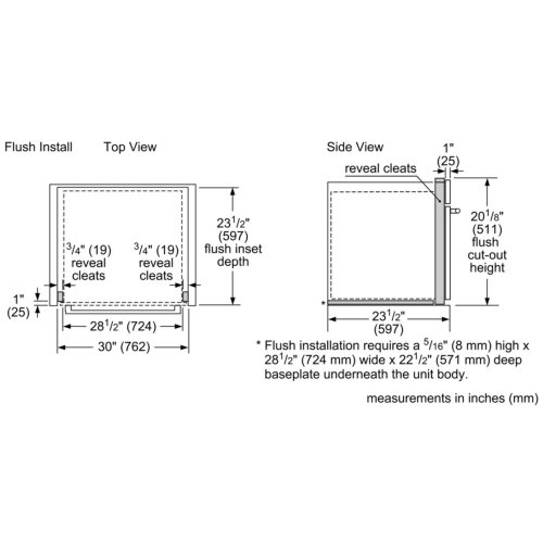 800 Series Speed Oven 30'' Stainless steel HMC80252UC