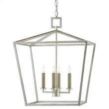 Denison Silver Medium Lantern