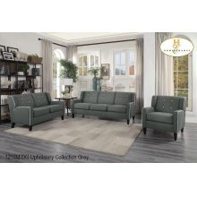 Loveseat Dark Grey