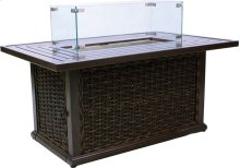 Moraya Bay Rectangular Fire Pit