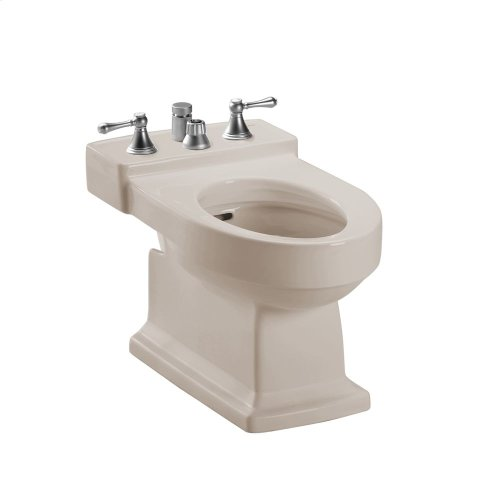 Lloyd Bidet, Vertical Spray - Sedona Beige