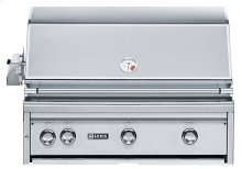 """36"""" Built-in Grill with ProSear Burner and Rotisserie (L36PSR-1)"""