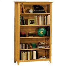 Woodland Pecan Bookcase