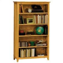 Woodland Pecan Bookcase