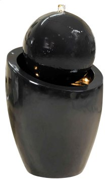 Bola - Outdoor/Indoor Floor Fountain