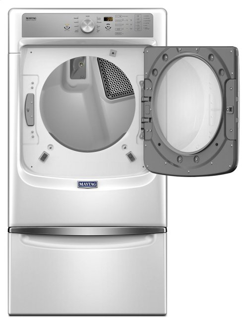 ***DISPLAY MODEL CLOSEOUT*** Large Capacity Dryer with Sanitize Cycle and PowerDry System - 7.4 cu. ft.