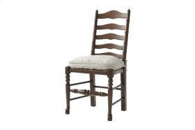Country Lifestyle Sidechair, #plain# - Castle Bromwich