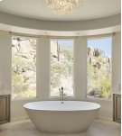 Alissa  71-In, Large, Stunning Freestanding Tub Product Image
