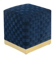 Square Cube Navy Blue #maestro-ink Product Image