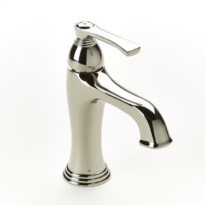 Single-lever Lavatory Faucet Summit (series 11) Polished Nickel