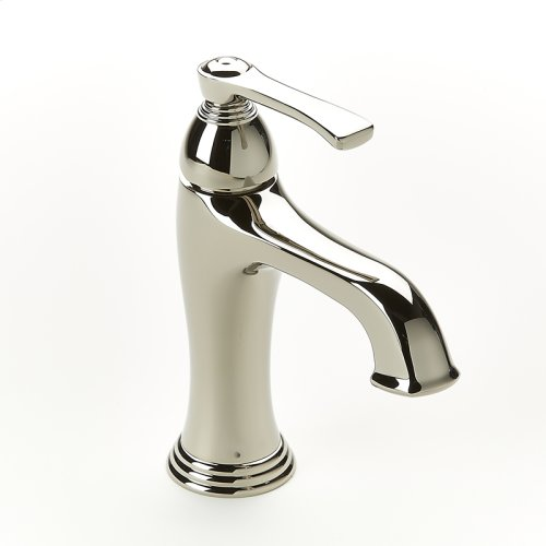 Single Lever Lavatory Faucet Berea Series 11 Polished Nickel