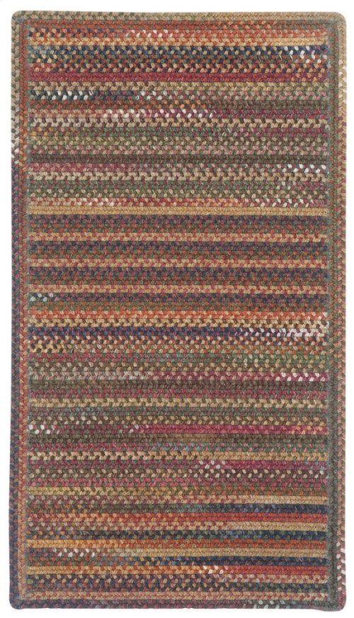 American Legacy Antique Multi Braided Rugs (Custom)