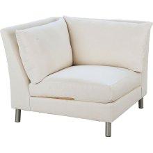 Jackson Square Corner Chair