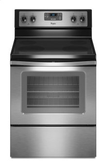 4.8 cu. ft. Capacity Electric Range with Self-Cleaning System [OPEN BOX]