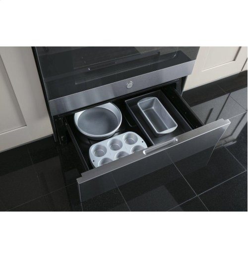 "GE® 30"" Slide-In Electric Range"