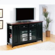 Black & Cherry Console Product Image