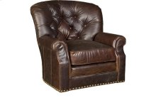 Oscar Swivel Chair, Oscar Ottoman