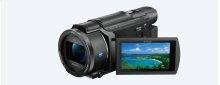 AX53 4K Handycam® with Exmor R® CMOS sensor