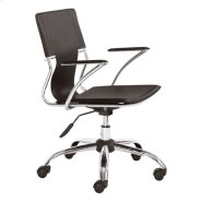 Trafico Office Chair Espresso Product Image
