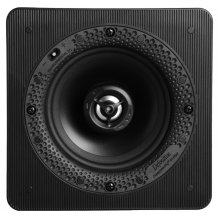 """Disappearing Series Square 5.25"""" In-Wall / In-Ceiling Speaker"""